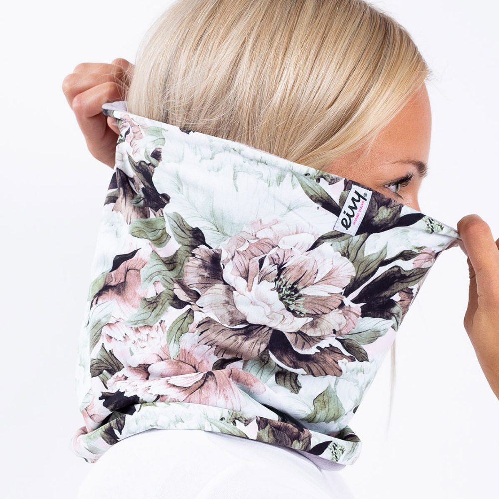 Eivy Neck Warmer Bloom