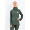 Eivy Womens Icecold Base Layer Top Green - Latitude