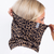 Leopard Print Neck Warmer