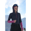 Mons Royale Merino Base Layer Top Bella Tech Hood Navy - Latitude