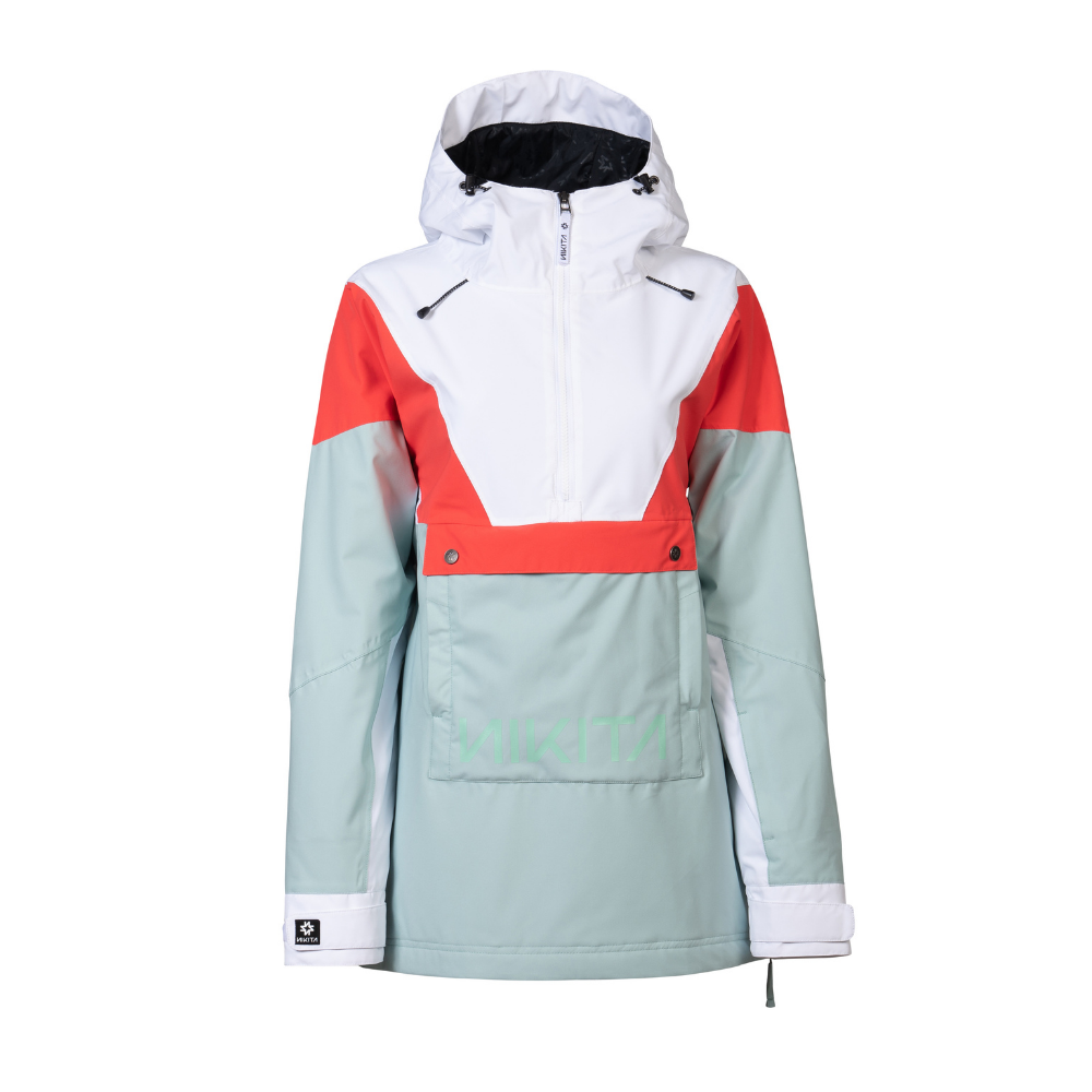 Nikita Willow Pullover Snowboard Jacket