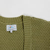 Passenger Clothing Womens San Josef Knitted Cardigan Lilypad Green - Latitude