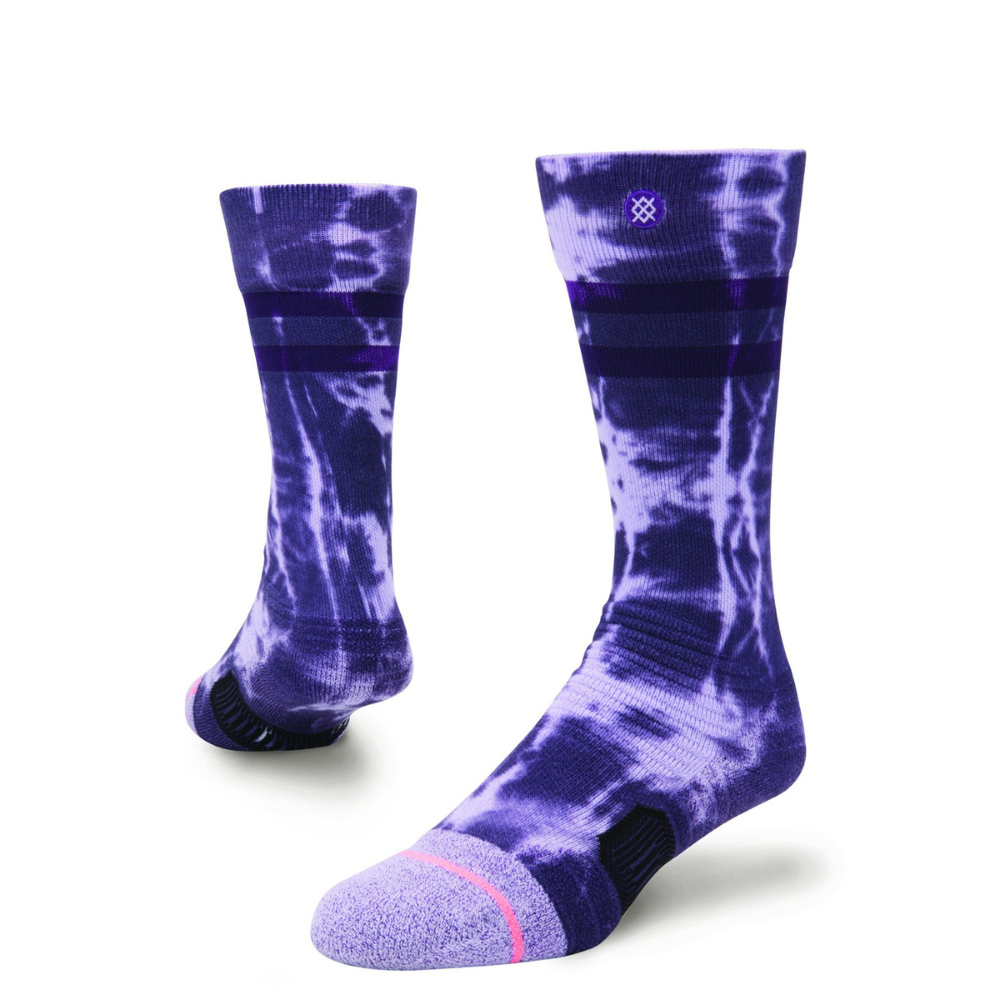 stance Slideshow kids ski and snowboard socks