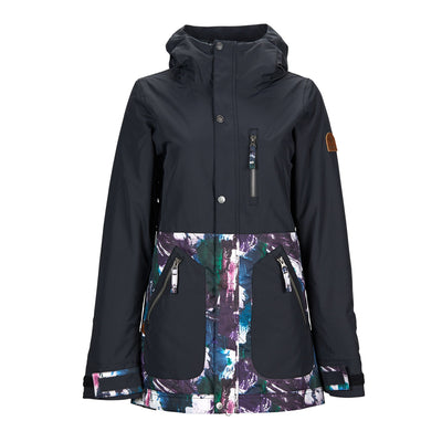 Nikita Womens Sycamore Jacket Black - Latitude