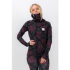 Eivy Womens Ski Base Layer Top Orchard Icecold with Neck Warmer - Latitude