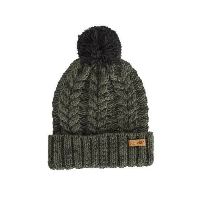 Nikita Womens Turf Beanie Fatigue - Latitude