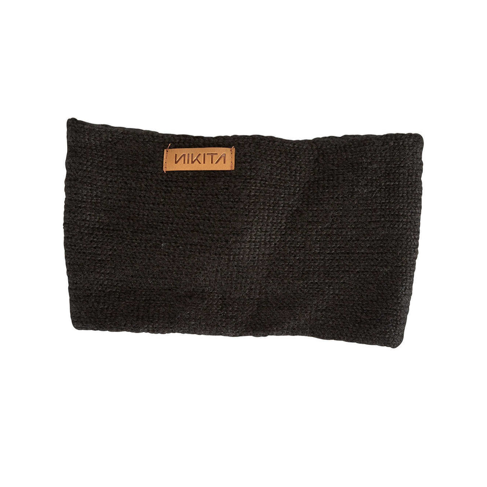 Nikita Womens Pick Headband Black - Latitude