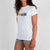 Passenger Clothing Womens Wayfarer T-shirt White - Latitude