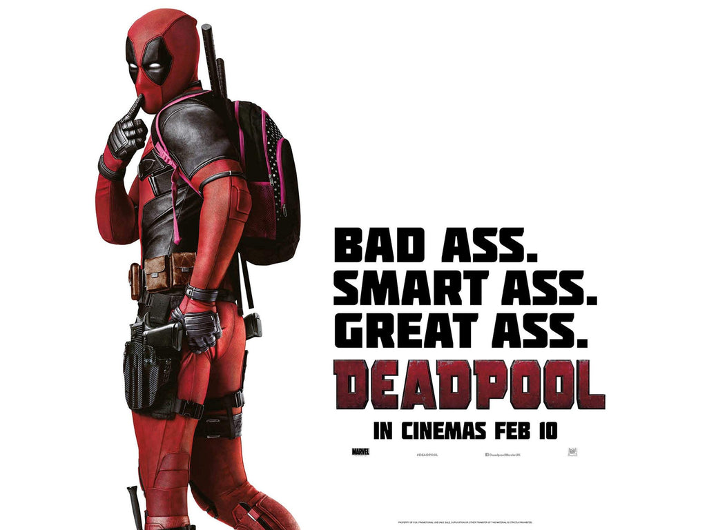 Deadpool Movie! Lots of Bark, Bite, Laughs, Chimichangas and Loss of Limbs
