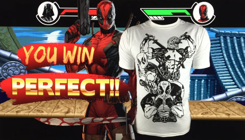 Tshirt Wars Deadpool Wins