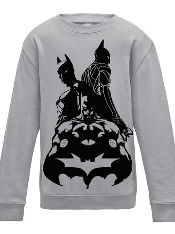 BATMAN (GENERATIONS) Premium Sweatshirt