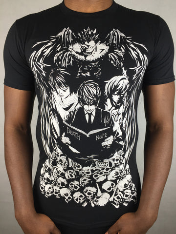 LIGHT AND DEATH T-shirt