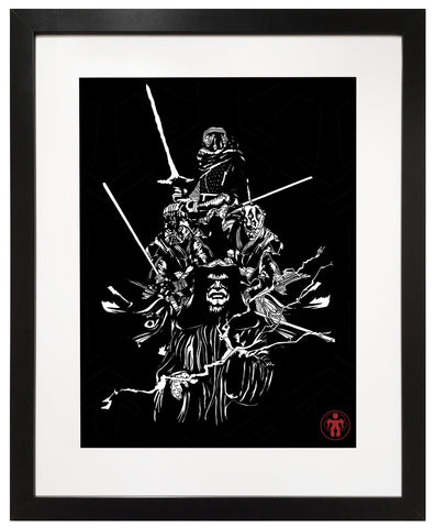 SITH Reversible poster