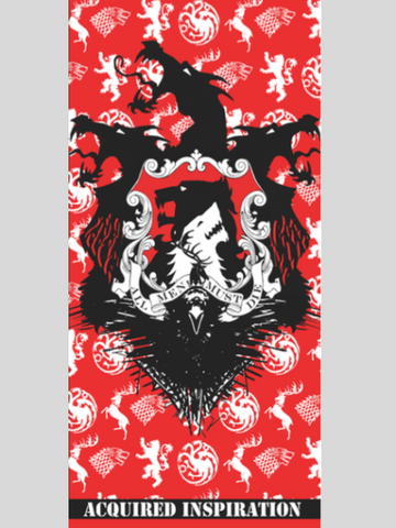 GAME OF THRONES Vinyl Wall Scroll/ Banner