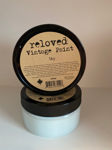 Reloved Vintage Paint Sky 250ml