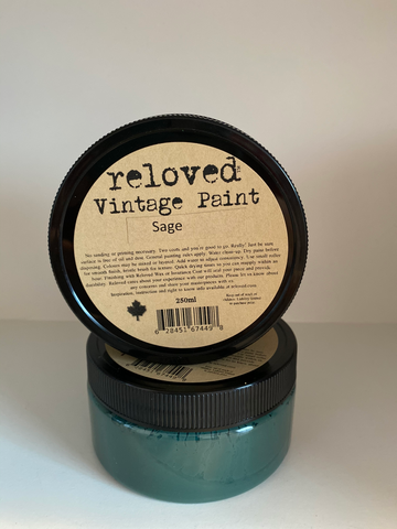 Reloved Vintage Paint Sage 250ml
