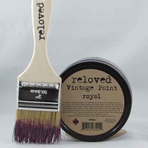 Vintage Paint-Royal