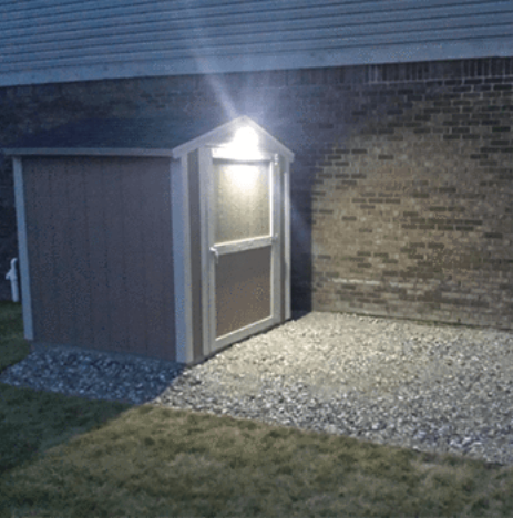 Super Solar Powered Motion Sensor Lights - Basply