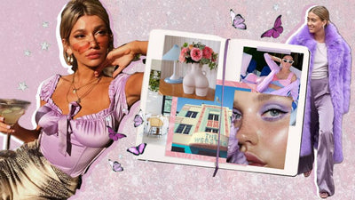 How To Wear Lilac And Lavender