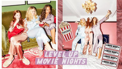 Level Up Movie Nights At Home