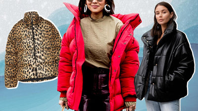 Proof That Puffer Jackets Are Stylish
