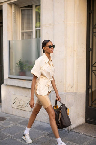 Dressing In Summer - Neutral Style Trends