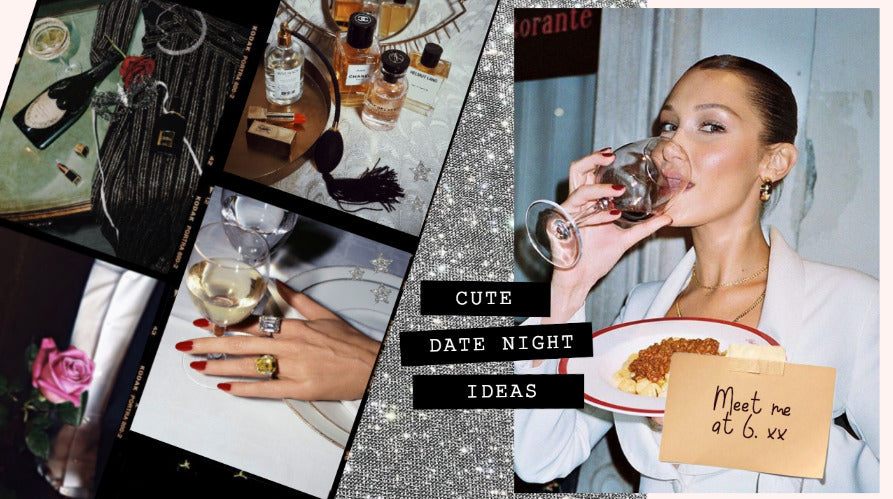 Date Night Ideas Staying At Home