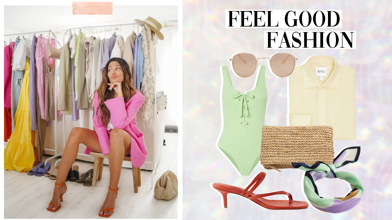 Feel-Good Fashion - Colours To Instantly Boost Mood
