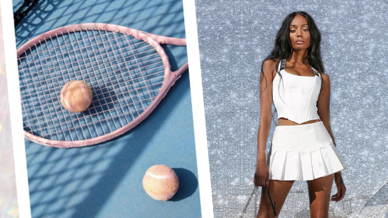 Ways To Dress The Tennis Skirt