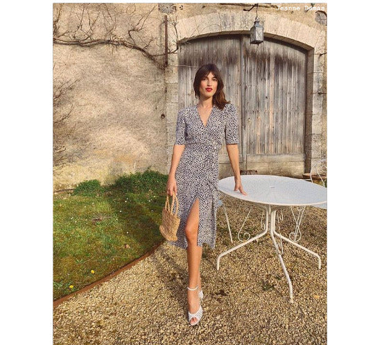 Dress Like A Parisian French Girl Style Jeanne Damas