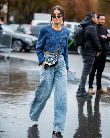 Ways To Wear Denim Trends 2020