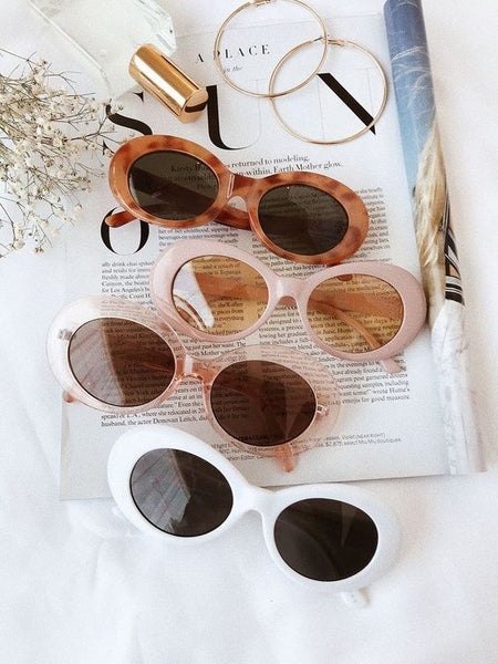 New Season Sunglasses Retro Beach