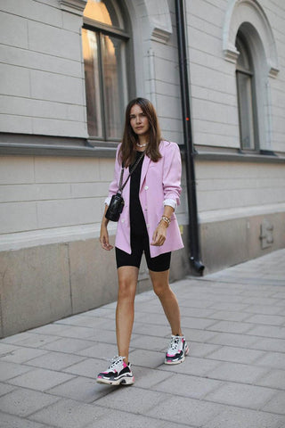 Influencer Styles - Spring Colour Street Wear