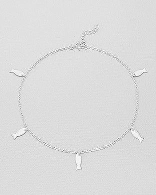 Vacation Sea  Anklet