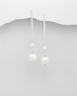 Hampton Pearl Earrings