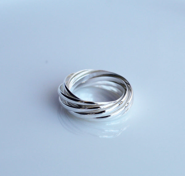 Interlock Multiple Ring