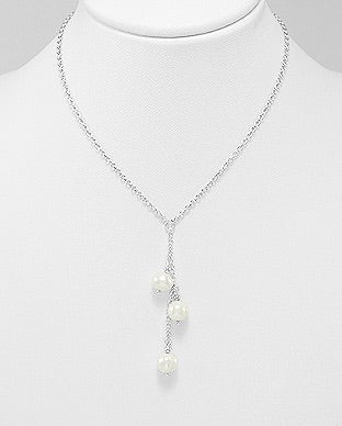 Hampton Pearl Necklace