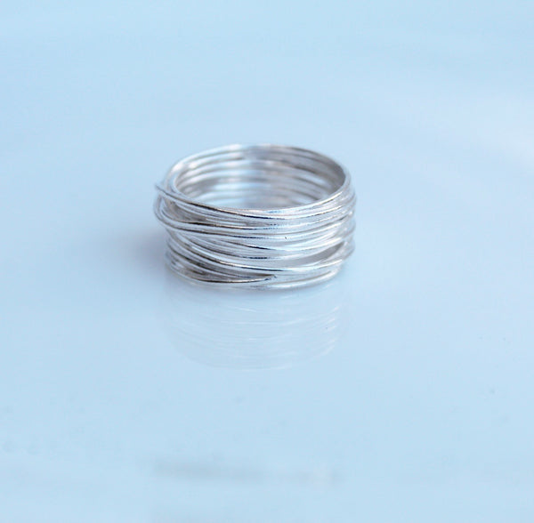 Wire Ring.