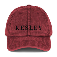 Vintage Cotton KESLEY Cap