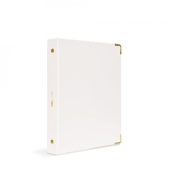 Patent Mini Binder