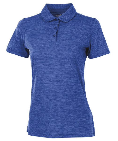 Women's Space Dye Performance Polo