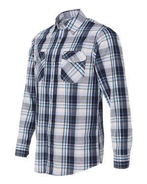 Men's Burnside Plaid Shirt