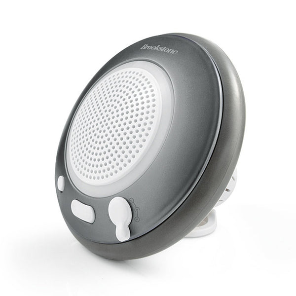 Brookstone Waterproof Bluetooth Speaker