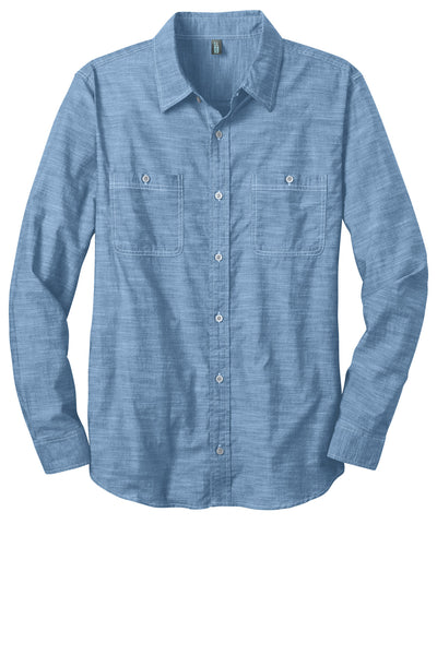 Men's Washed Woven Shirt