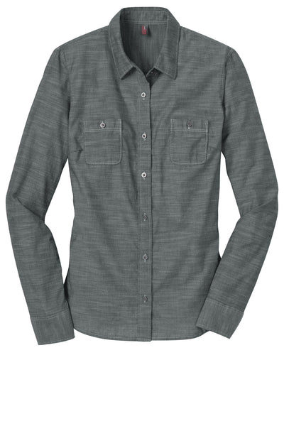 Women's Washed Woven Shirt