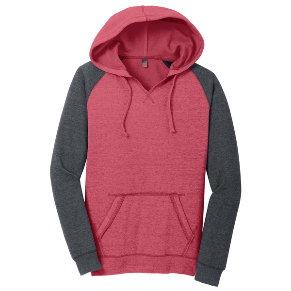 Women's District Raglan Hoodie