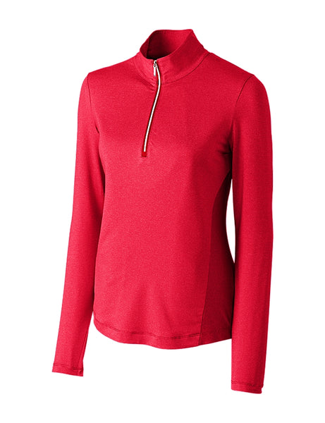 Women's Cutter & Buck Performance Quarter Zip
