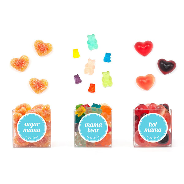 Sugarfina Gourmet Candy Cube