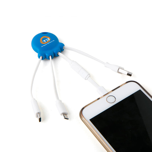 Octopus Cable Charger