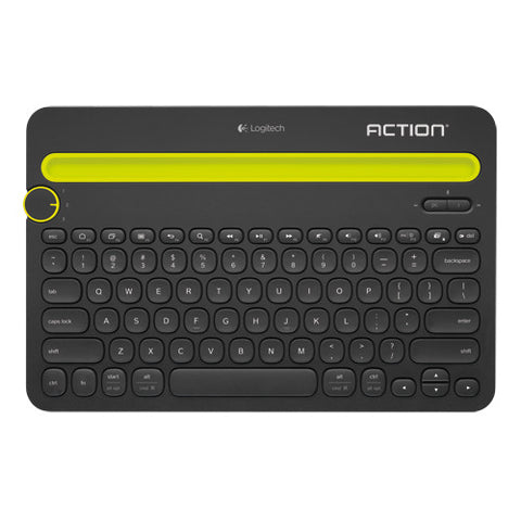 Logitech Multi-Device Bluetooth Keyboard